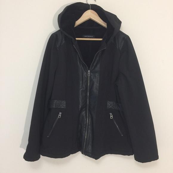 Addition Elle transition coat